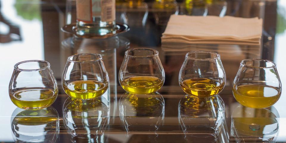 ¿Cómo hacer la cata de un aceite de oliva?