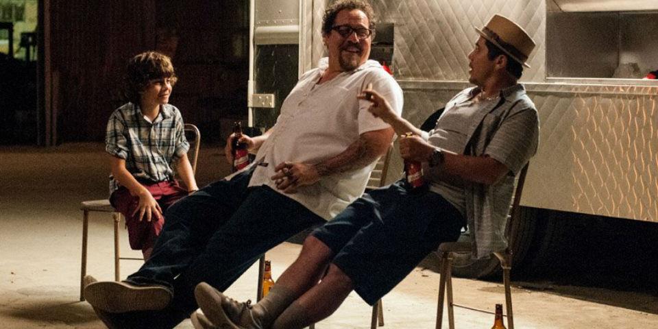 'Chef a domicilio' es dirigida y protagonizada por Jon Favreau, director de las tres películas de 'Iron Man'. // Foto: Escena de 'Chef a domicilio'.