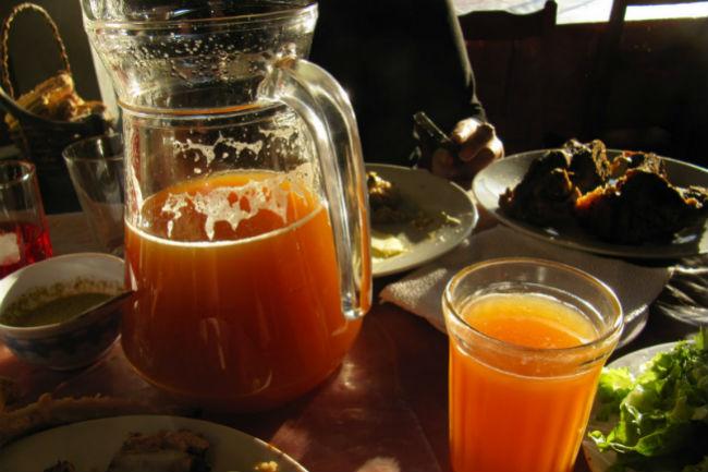 Aunque se cree que la chicha sólo se consume en Perú, es una bebida muy famosa en Centro y Sudamérica. // Foto: Especial.