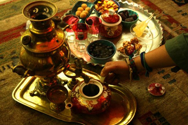 EL té fue introducido en Rusia por los mongoles durante el siglo XV. // Foto: Blondin Rikard (Creative Commons).