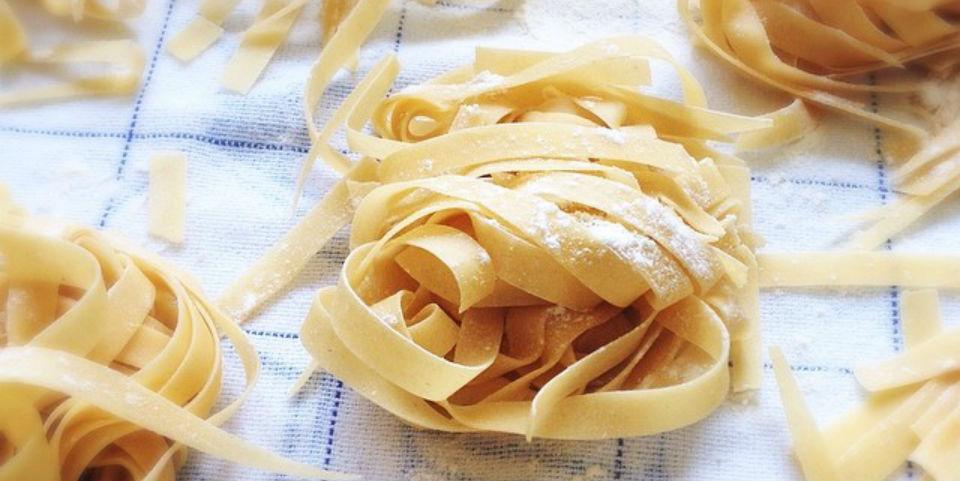 Receta Pasta Fresca Para Fettuccine Animal Gourmet
