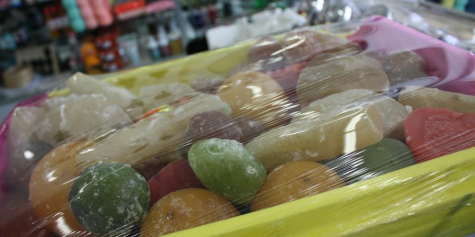Frutas cristalizadas, el dulce más dulce de México