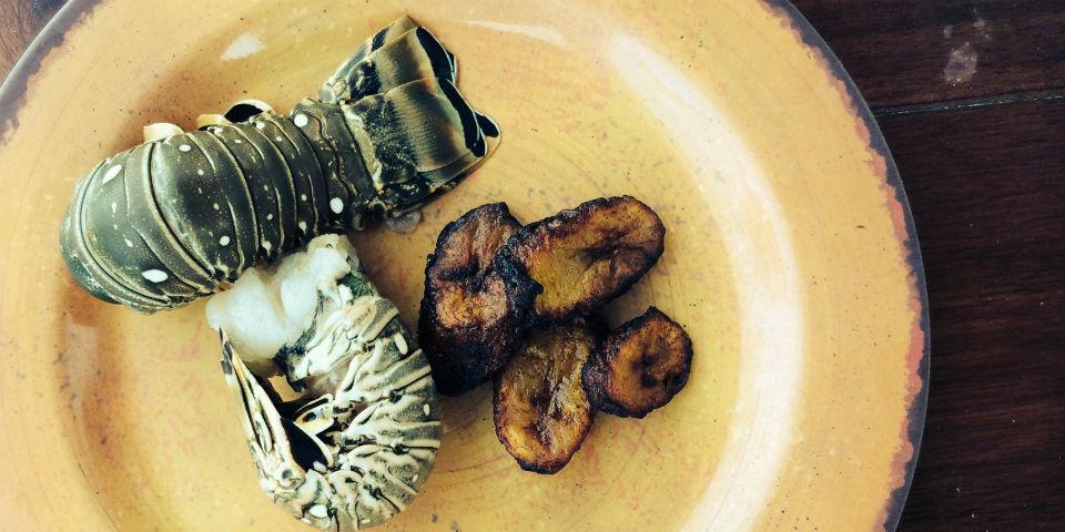 Comiendo en Holbox, la isla de los mil sabores