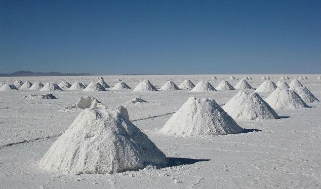 De acuerdo con arqueólogos, las grandes civilizaciones se establecieron cerca de fuentes de sal. // Foto: Alicia Nidjam-Jones (Creative Commons).