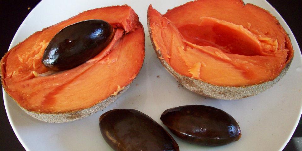 Las grandiosas propiedades del mamey - Animal Gourmet