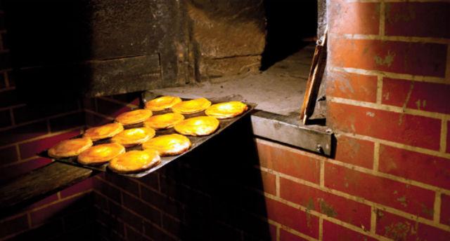 Si no fuera por las manzanas, este lugar se llamaría Zacatlán del Pan de Queso. Una de las especialidades de la localidad poblana. // Foto: Sectur.
