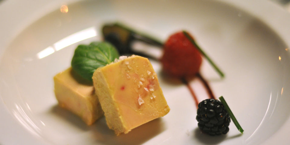 No más 'foie gras' en California