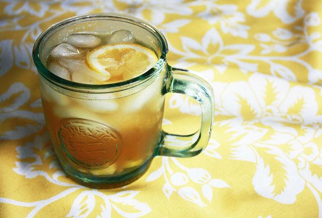El té de jengibre se recomienda para los resfriados. // Foto: Liz Mc (Creative Commons).