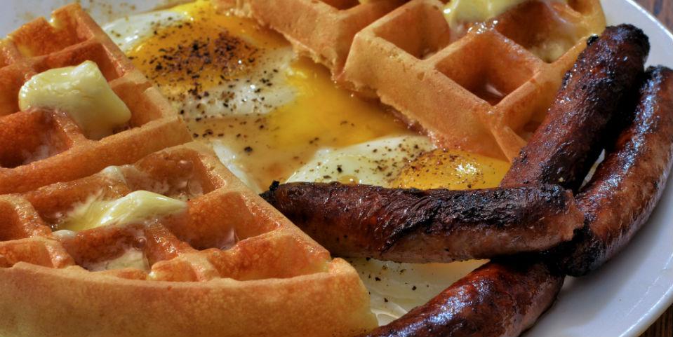 Las maravillas hechas con una wafflera - Animal Gourmet
