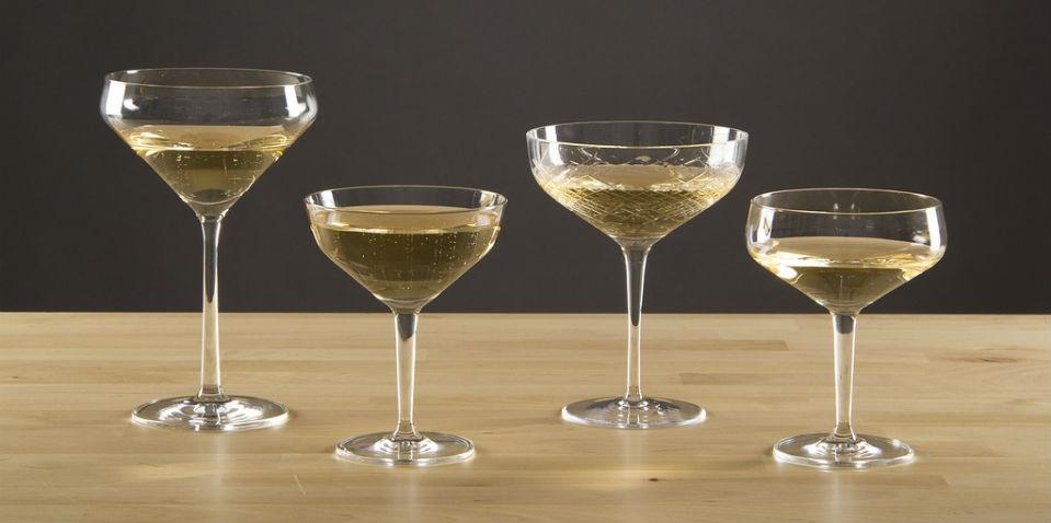 Tres tipos de copa para beber vino espumoso animal gourmet for Copas para champagne