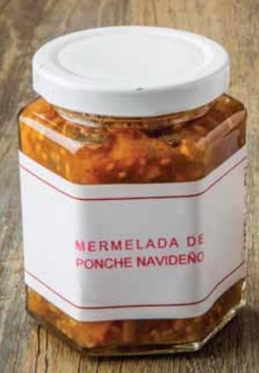 mermelada de ponche