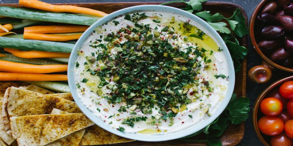 comida libanesa jocoque