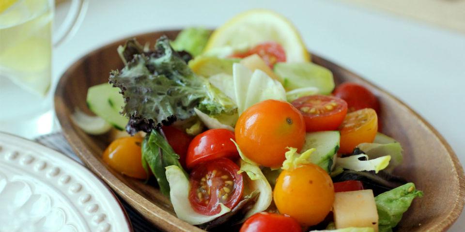 #RECETA El secreto de la ensalada perfecta