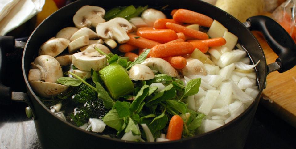 Cu nto tiempo se deben cocer los vegetales - Tiempo de coccion de la patata ...