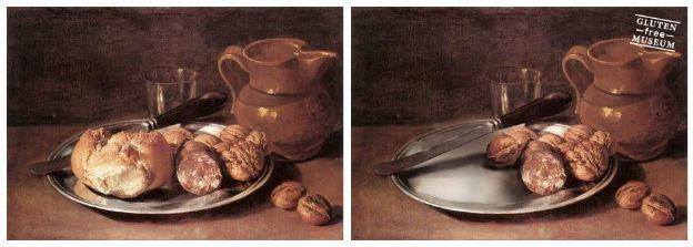"""""""Jean Siméon Chardin me recuerda los años en que trabajé como guardia en el museo del Louvre para pagarme los estudios"""", señala. La idea de crear este blog surgió de los anuncios de productos sin gluten. """"Nuestra civilización se basa en el trigo. Existe una relación entre la cultura y la agricultura""""."""