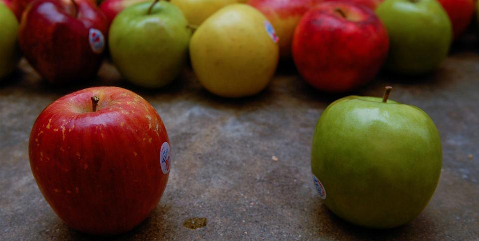 Cuidado, estas son las frutas y verduras más contaminadas