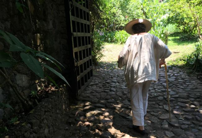 Diana Kennedy es la curiosidad y pasión de una joven combinada con la sabiduría de una mujer de 92 años. // Foto: Animal Gourmet