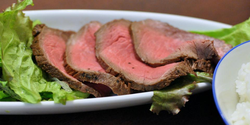 #RECETA Roast beef a la inglesa