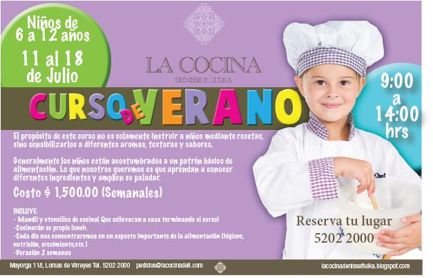 Cursos De Verano Para Los Ninos Mas Foodies Animal Gourmet