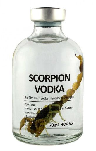 vodka scorpion