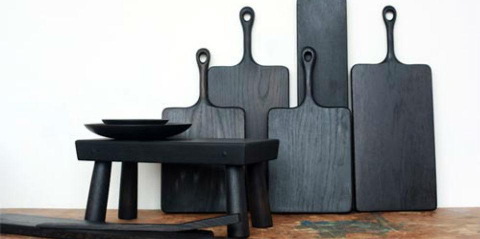 Elegante y básico, los utensilios de cocina de Blackcreek Mercantile ...