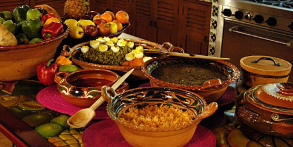 el primer encuentro global de cocina tradicional ser en