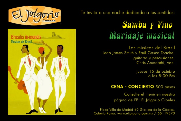 jolgorio samba