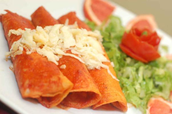 enchiladas zacatecas