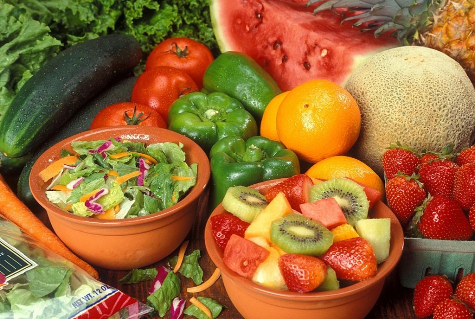 lavar y desinfectar vegetales
