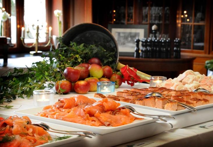 Foto: Anneli Johansson/ Bjertorps slott. www.visitsweden.com