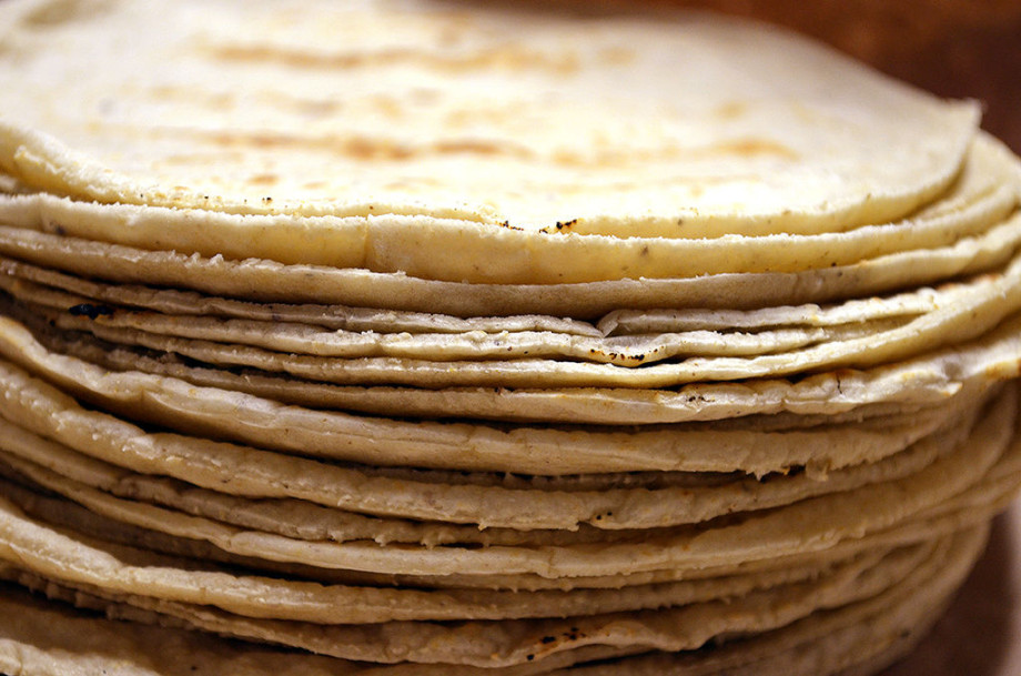 tortillas viejas