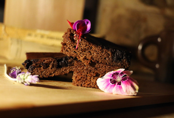 Cuadritos-de-Platano-con-Cacao