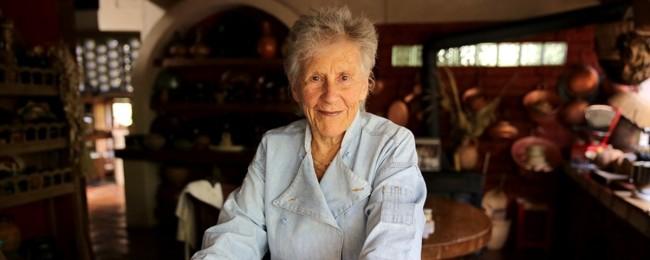 Diana Kennedy. // Foto: www.moreliaenboca.com