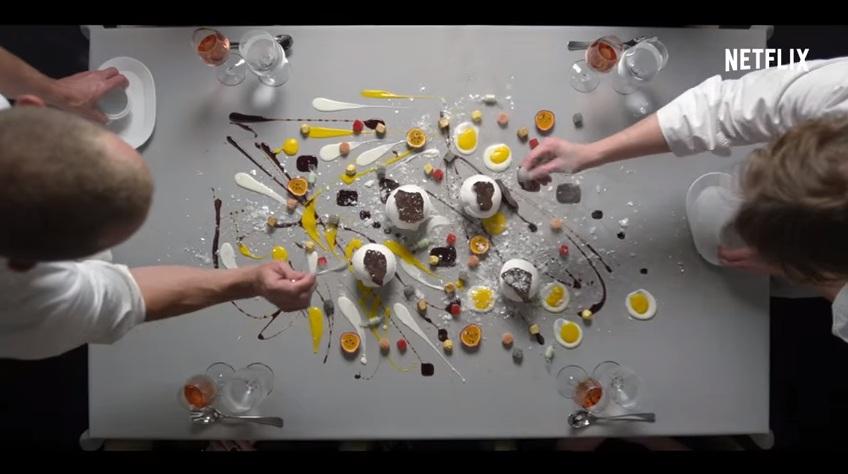 El dise o gastron mico de alinea animal gourmet - La table des chefs cambrai ...