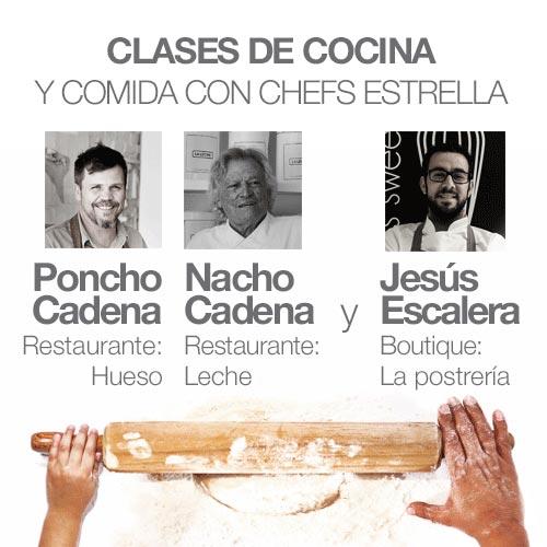 clase-de-cocina-y-comida-poncho-y-nacho-cadena-y-jesus-escalera