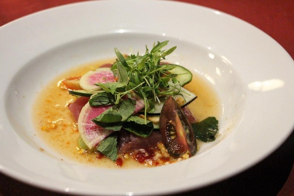 Atun sabores thai