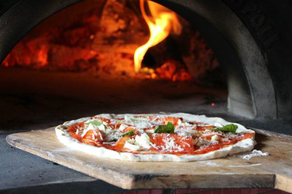 pizza napoletana margarita