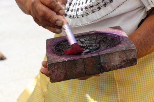 sellos ceremoniales