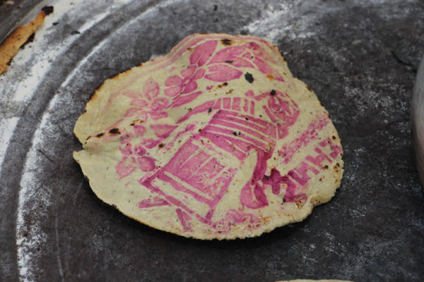 tortilla ceremonial