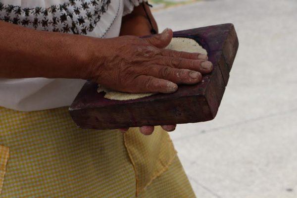 tortilla ceremoniales