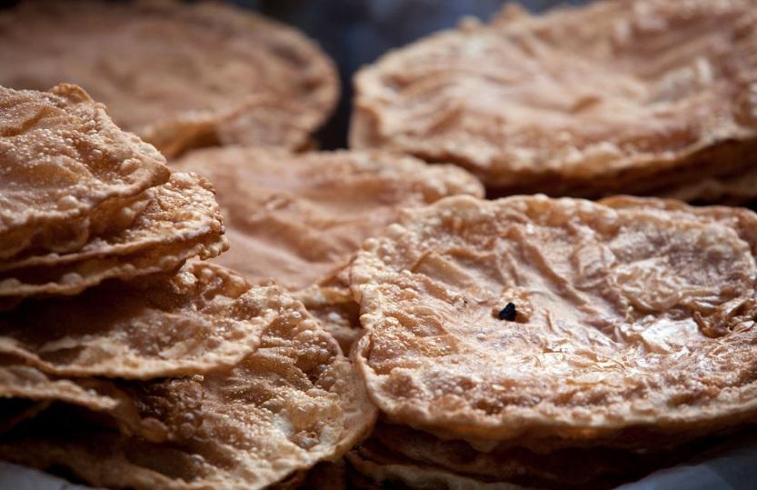 dulces poblanos receta de buñuelos postres emblemáticos de México