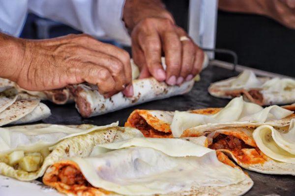 burritos villa ahumada