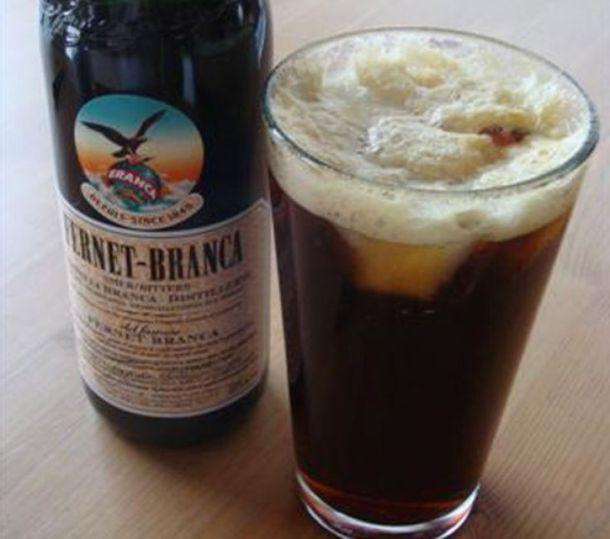 fernet con coca, bebidas américa latina