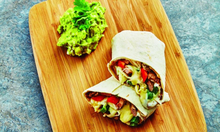 Receta De Burrito De Alambre De Res