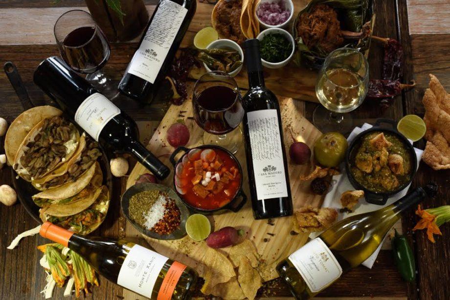 5 vinos por menos de 280 pesos para maridar con antojitos mexicanos