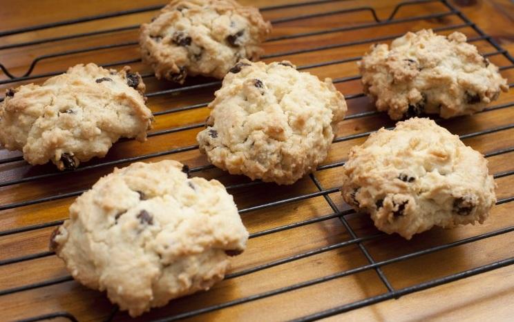 Una forma muy clásica de saborear el chocolate: en galletas. Foto: FreeFoodPhotos.