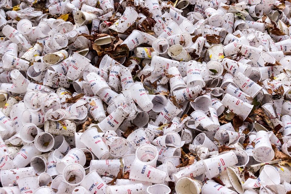 Francia prohíbe plástico. // Foto: Crónica Ambiental.