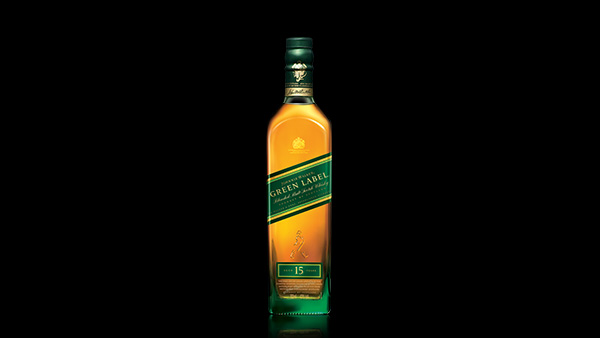 Johnnie Walker Green Label.//Foto: Johnnie Walker.