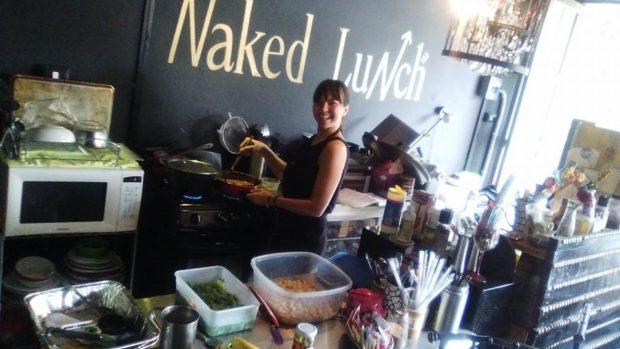 La cocina de Naked Lunch. //Foto: Naked Lunch.