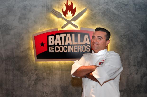 Batalla de Cocineros